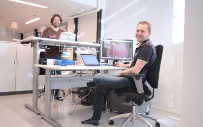 Vesiturvapalvelu LeakLook pääsi Kasvu Openin kasvupolulle